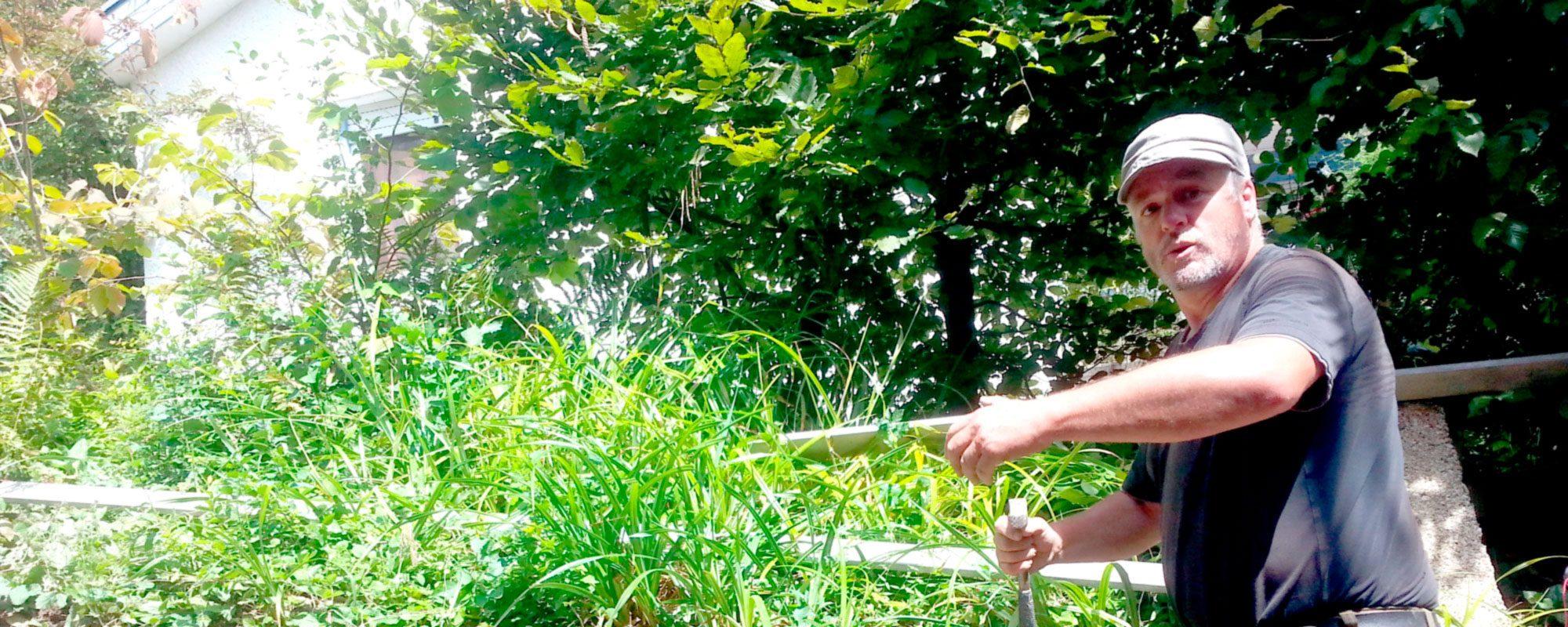 Peter Klett Garten- und Landschaftsbauer mit Leib und Seele